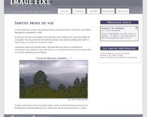 Site web Image Fixe