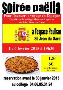paella espagnol 2