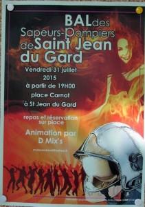 Bal St Jean 31 juillet